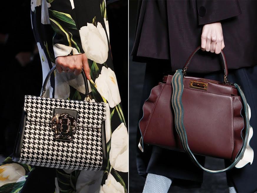 32bdd461d913 ... в голове любимые тренды прошлых лет, дизайнеры ненавязчиво внедряют  ретро-стиль в виде винтажных сумок классических строгих оттенков  коричневого, ...
