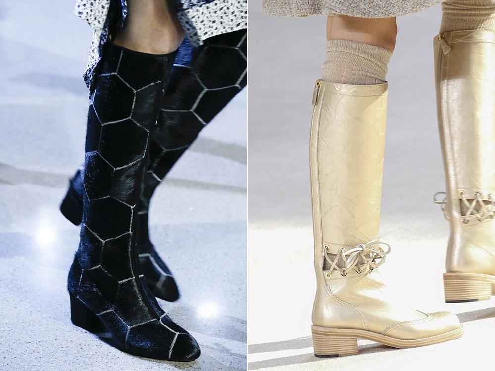 Модные сапожки на зиму 5