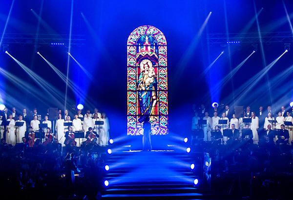 концерт Notre Dame de Paris
