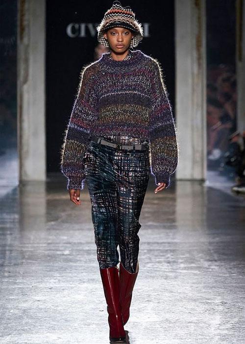 свитер Cividini