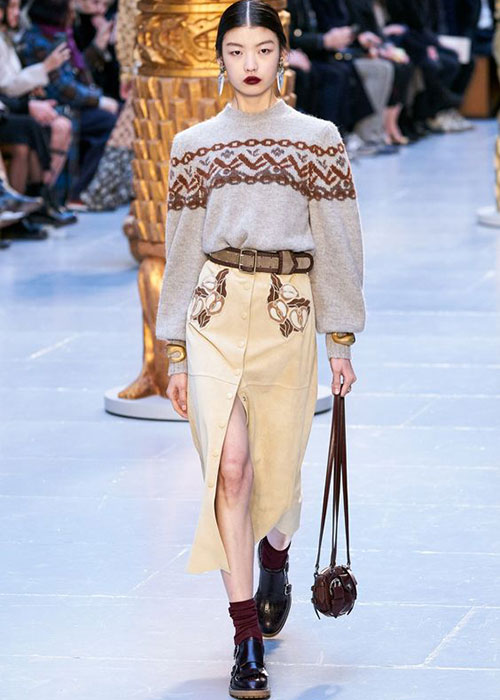 свитер Chloé