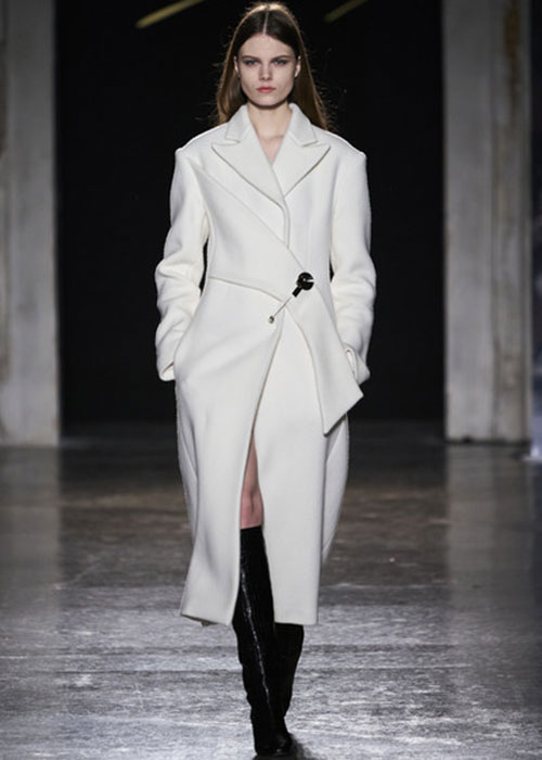 пальто Genny