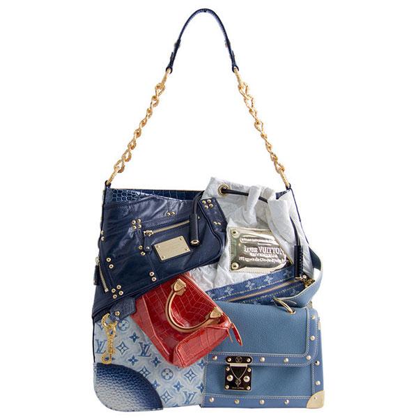 сумка Louis Vuitton Tribute Patchwork