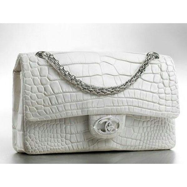 сумка Chanel Diamond Forever Classic