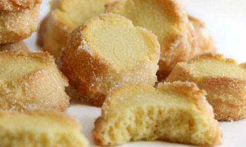 французское сливочное печенье