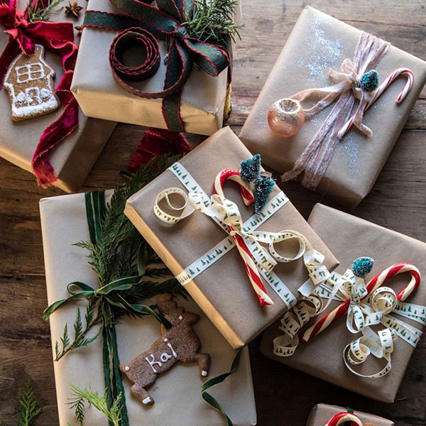 gifts for the new year