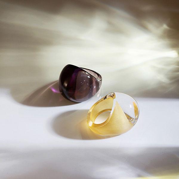 кольца Lalique