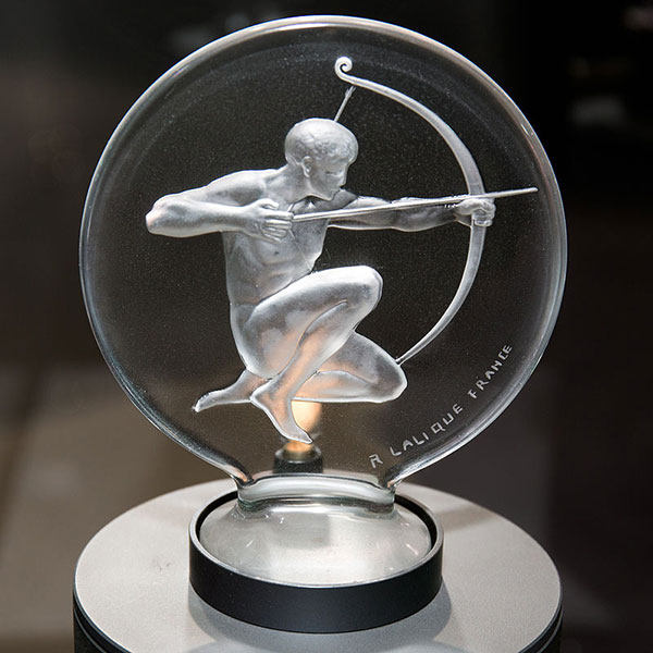 Лучник Lalique