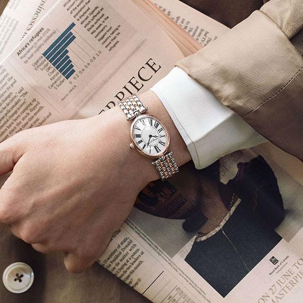 часы Frederique Constant Art Déco