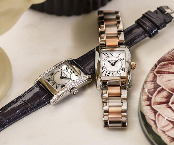 часы Frederique Constant New Carree Ladies